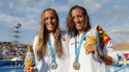 Jessica Vall gana el primer oro español en Tarragona