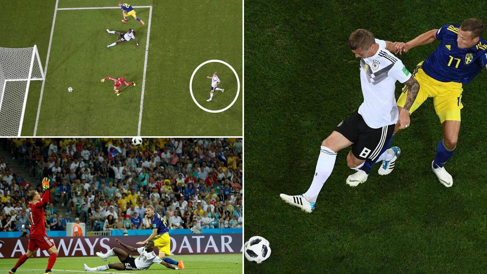 Kroos double error