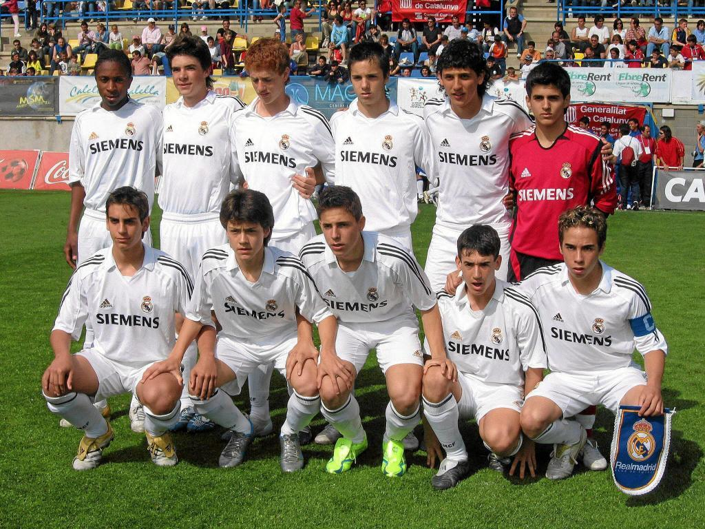 Real Madrid Youth Players
