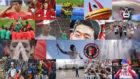 Las mejores imágenes de aficionados de la Copa del Mundo