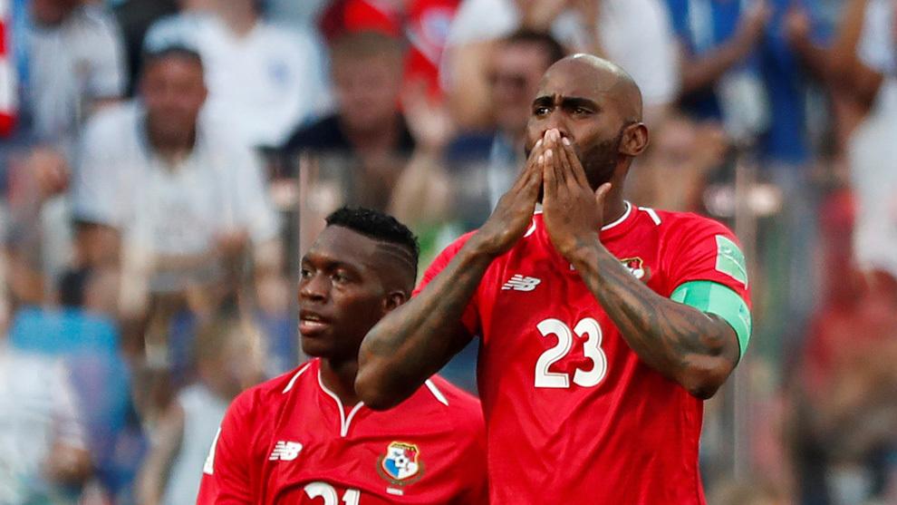Felipe Baloy logra el primer gol en la historia del Mundial para...