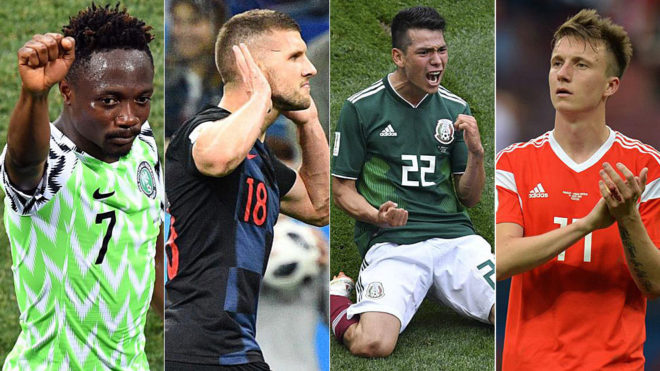 20da6d1979a FIFA World Cup 2018: Eight players making a surprisingly big impact ...