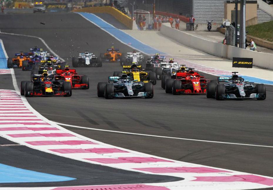 Gran Premio de Francia 2018 15298550534729