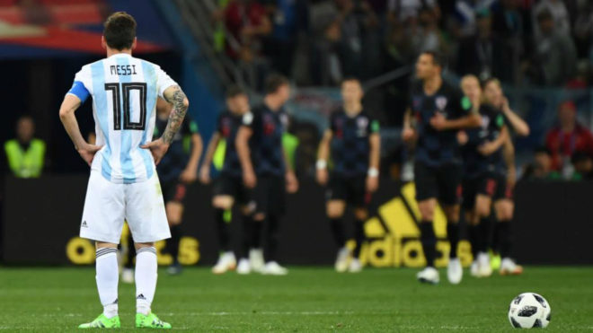 03fc113f FIFA World Cup 2018: Is Messi about to play his final match for ...