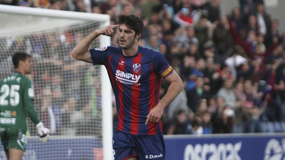 Getafe El Huesca Pone Precio A Gonzalo Melero 4 Millones
