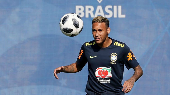 FIFA 2018: Brazil ease into last 16 with win over Serbia