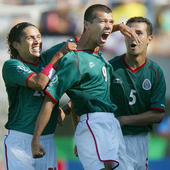 México enfrentará a Brasil en octavos de final del Mundial de Rusia