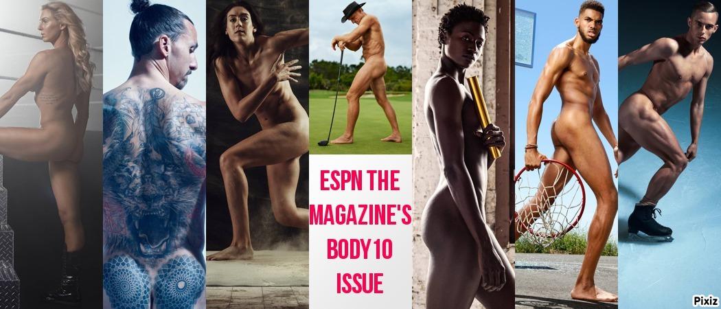 ESPN The Magazine's Body10 Issue