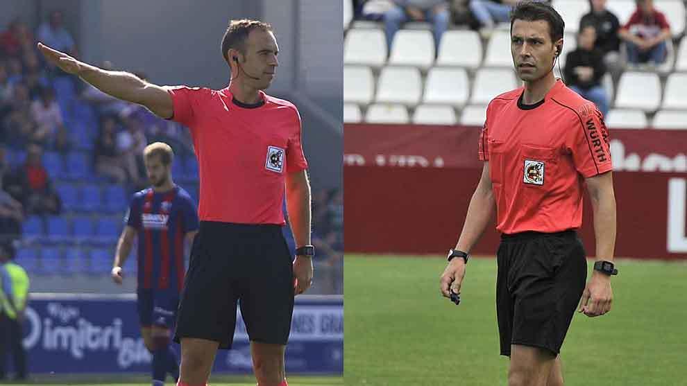 Cuadra Fernández i Cordero Vega wstępują do First Division