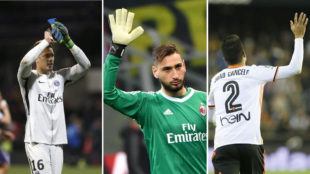 Transfer Market LIVE: PSG look to Donnarumma, Areola and Cancelo on the move