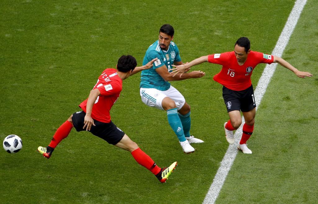 Corea del Sur vs Alemania: resumen, resultado y goles - Mundial 2018 ...