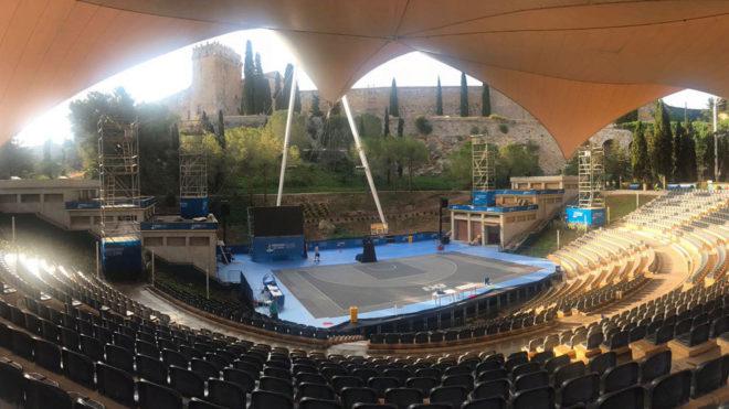 Auditorio del Camp de Mart de Tarragona