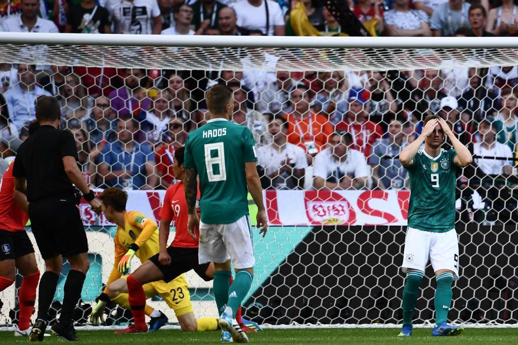 Rusia 2018: Alemania y el lamento de sus jugadores tras la eliminación
