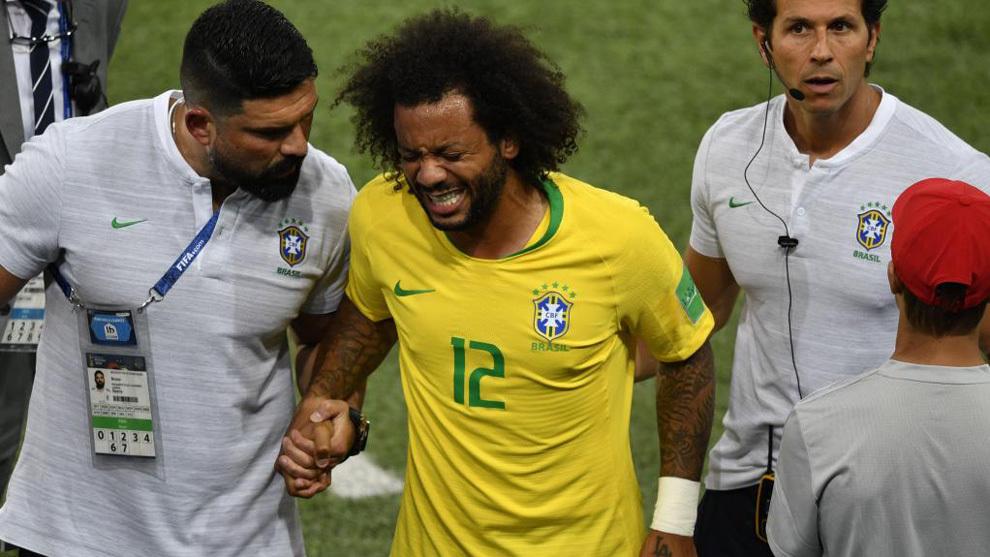 Oficial: el parte médico tranquiliza a Marcelo y a todo Brasil
