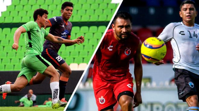 Fútbol de estufa 2018  Los equipos de la Liga MX disputan partidos ... 0feeea3fc0575