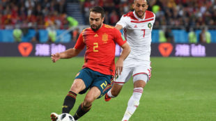 Carvajal: Nobody is saying that the Morocco game was good