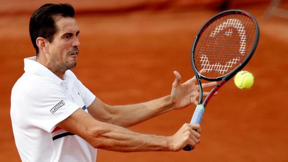 García López pierde en cuartos ante Monfils en el Torneo de Antalya