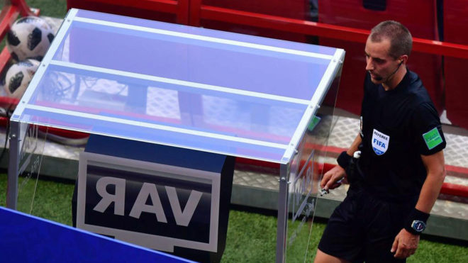 VAR bumps correct decision percentage up to 99.3