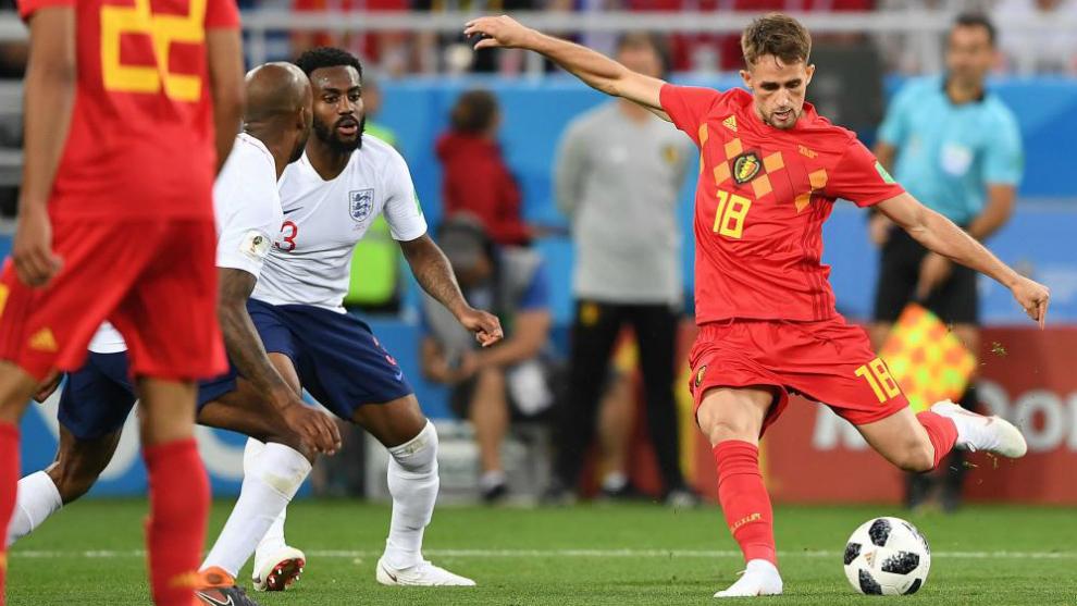 Fifa World Cup 2018 England Vs Belgium Januzaj Goal Gives Belgium Win Over England To Top Group G Marca In English