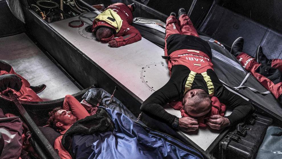 Tuke, Greenhalgh, Xabi y Ciszek, destrozados en la última etapa de la...