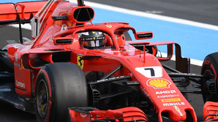 Charles Leclerc, ocupará el asiento de Kimi Raikkonen en Ferrari