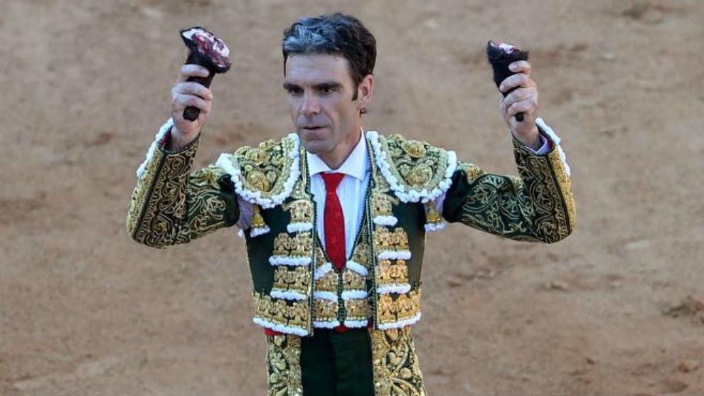 José Tomás en Algeciras.