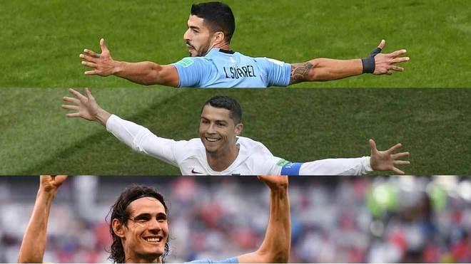 Uruguay vs. Portugal, memes del triunfo charrúa invaden las redes sociales