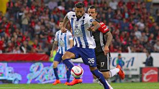 Herrera vivirá su segundo torneo con los hidalguenses.