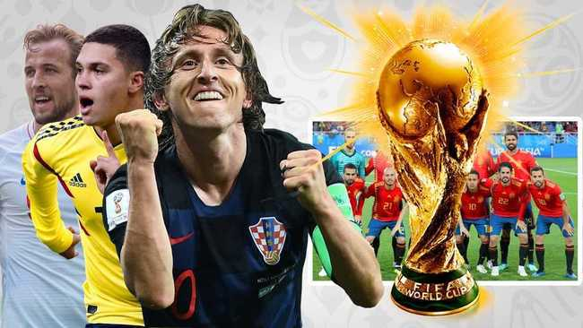 MARCA poll results: Spain winners, Modric MVP and Harry  Kane top scorer