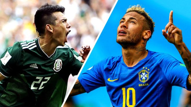 Jugadores de esta Selección Mexicana que ya han vencido a Brasil