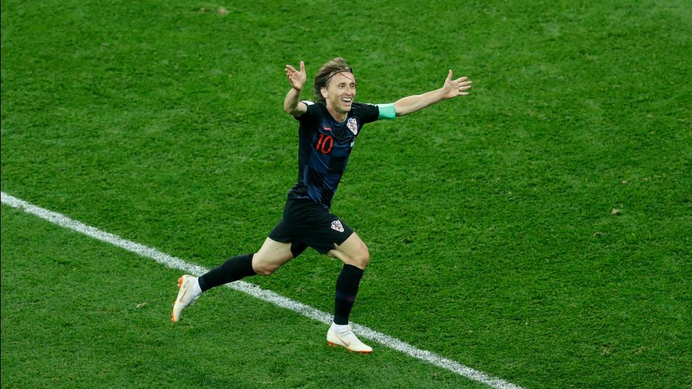 Con dramática serie de penaltis, Croacia va a Cuartos derrotando a Dinamarca