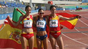Galimany, Dossena y Loyo.