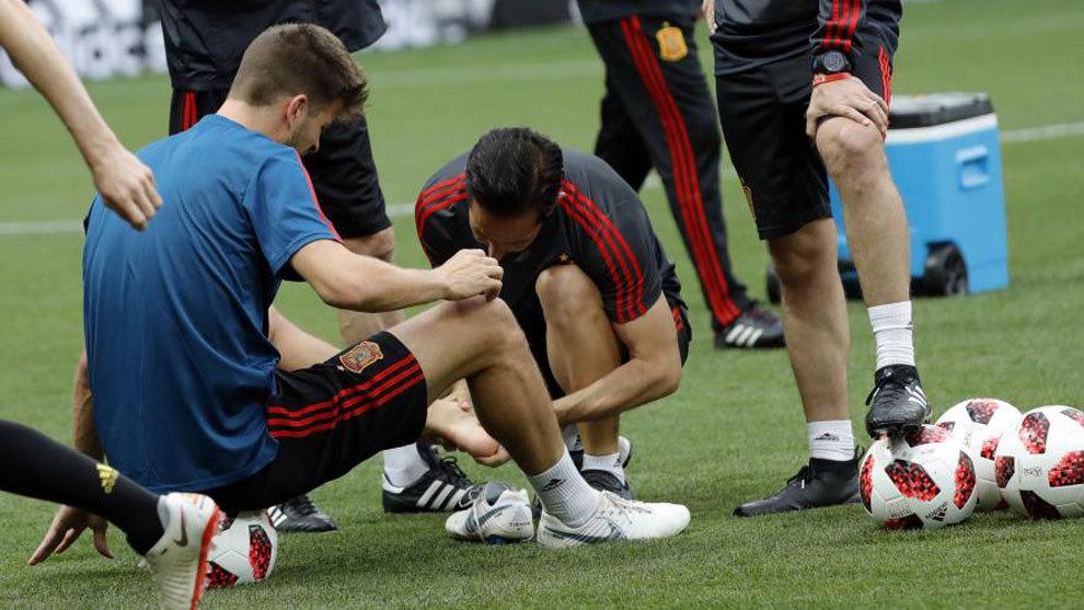 Rusia está en Cuartos de Final, adiós España