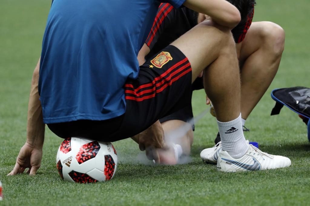 España y Rusia empataron y van al primer alargue del Mundial