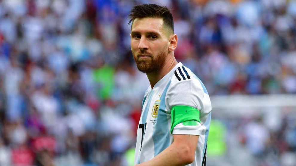 FIFA World Cup 2018: Argentina wonders: Has Messi played ...