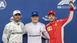 Vettel partirá sexto y no tercero en el GP de Austria