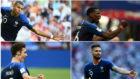 Francia es un equipo temible en todas sus líneas.