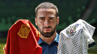 Carvajal: In the Champions League final I couldn't stop crying on the stretcher