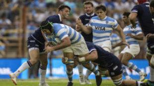 Imagen del Argentina-Escocia