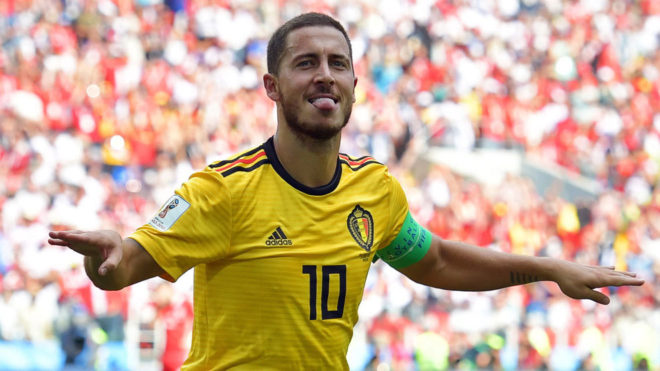 quality design 2ab1e 48101 FIFA World Cup 2018 - Belgium vs Japan: Hazard pleased to ...