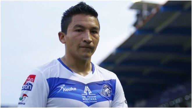 César Villaluz,  nuevo jugador del Deportivo San Pedro, de Guatemala