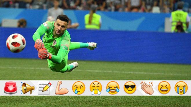 Con memes, usuarios expresan cómo vivieron el juego Croacia vs. Dinamarca