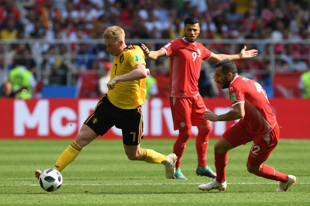 Bélgica remontó tras estar dos goles abajo y venció 3