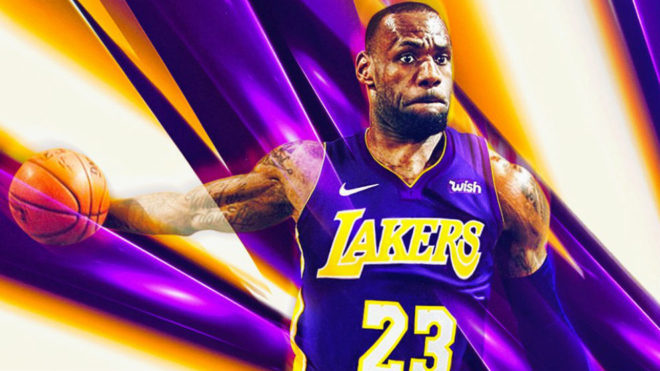 484fb3ae3d7 LeBron James signs four-year deal with Los Angeles Lakers | MARCA in ...