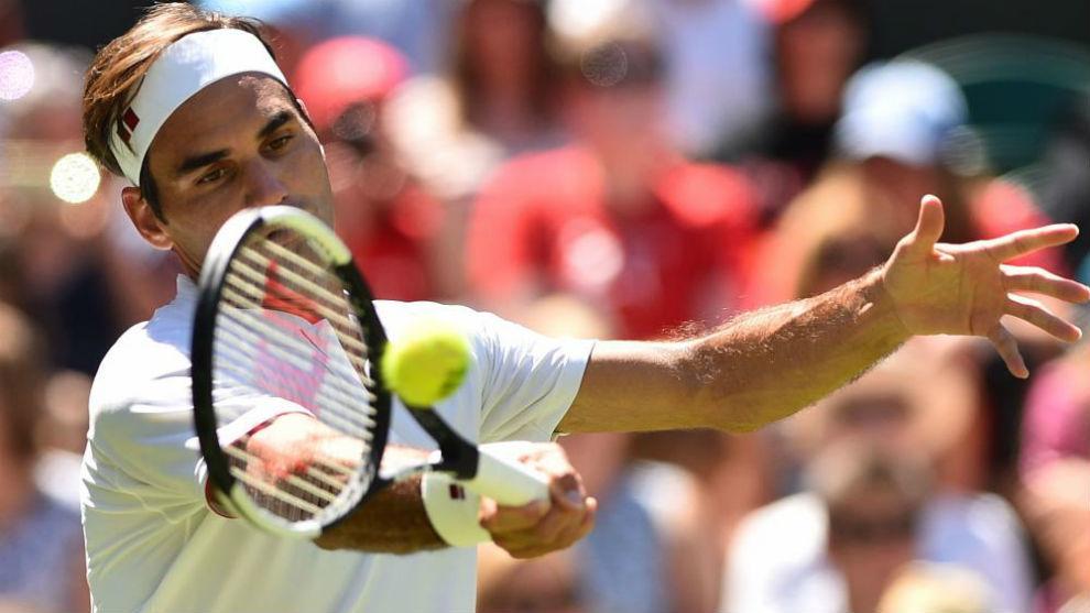 20 años después, Roger Federer apareció con nueva marca de ropa