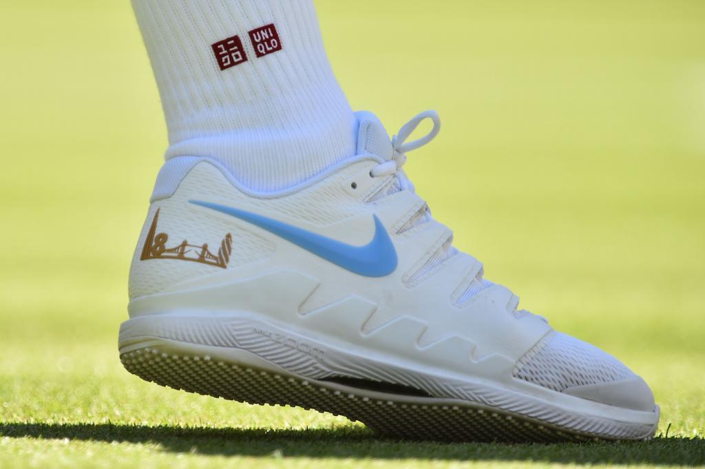 Federer dice adiós a Nike y ficha por Uniqlo