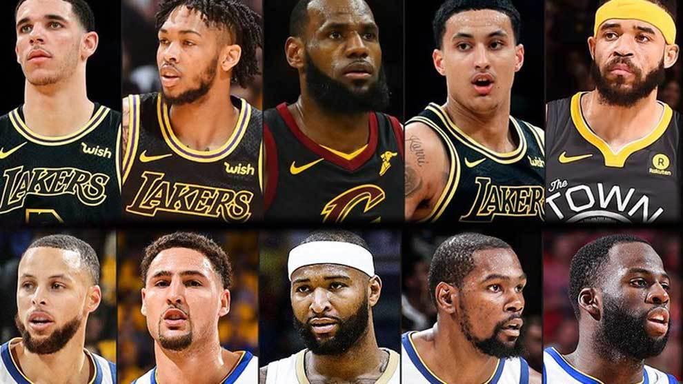 Los fichajes de DeMarcus Cousins por los Warriors y el de LeBron James...