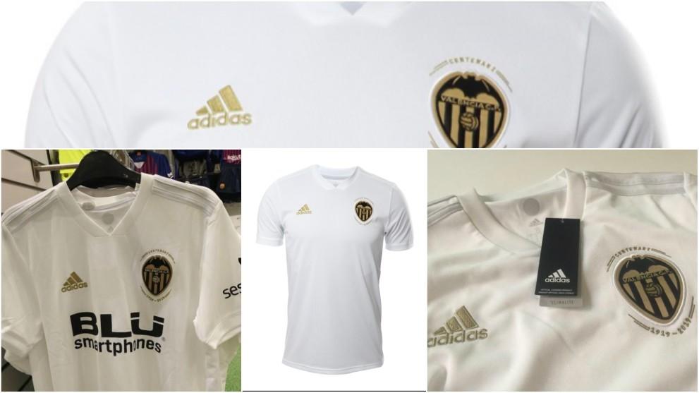 Camiseta Valencia CF Carlos Soler