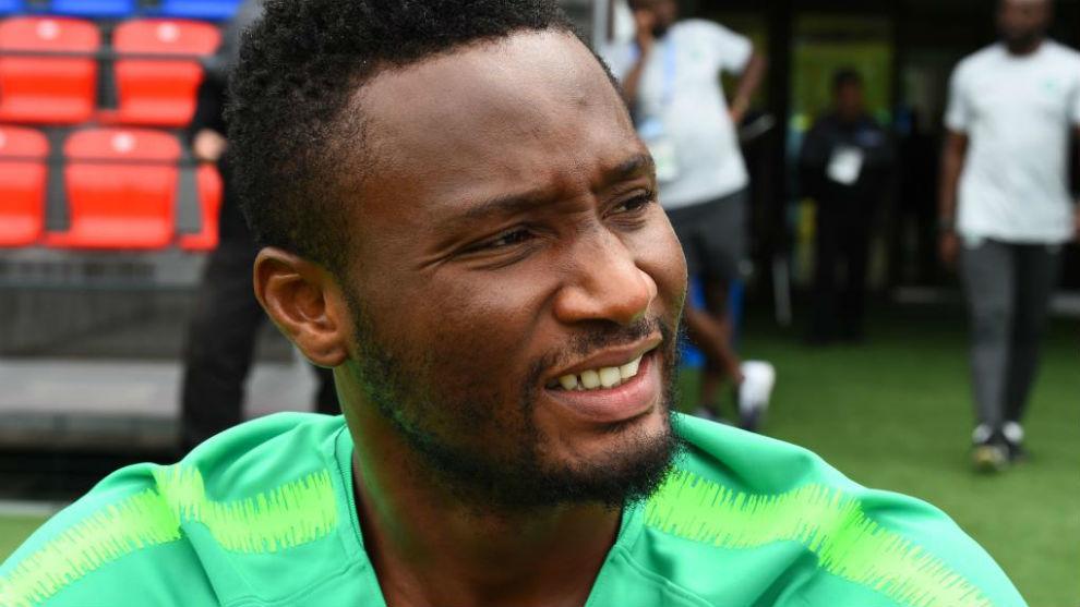 El dramático momento que vivió un nigeriano antes de enfrentar a Argentina