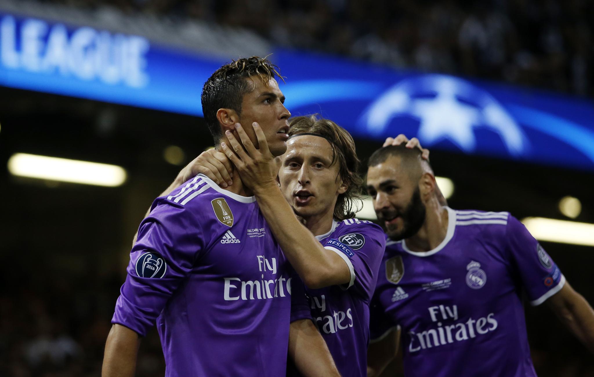 2a19d736c3537 Real Madrid  Cristiano Ronaldo vs Real Madrid  The story of a break ...